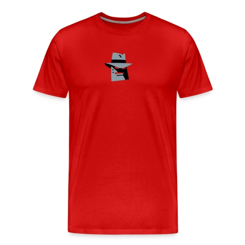 Robot Gangster Metallic Tee (3XL) - Men's Premium T-Shirt