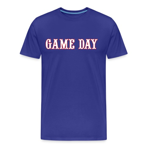 Game Day Shirt - Men's Premium T-Shirt