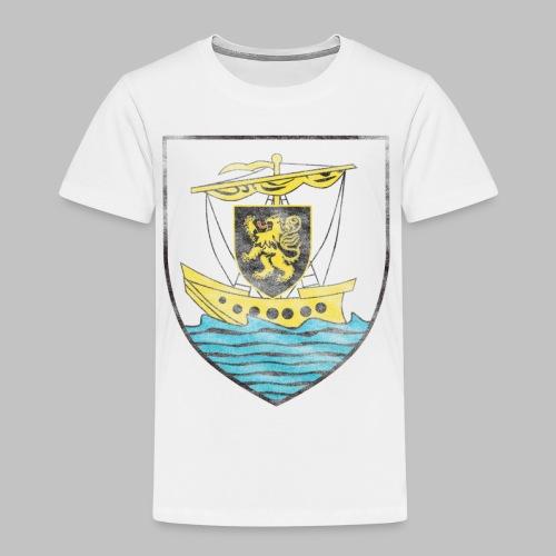 Galway Crest Toddler T-Shirt - Toddler Premium T-Shirt