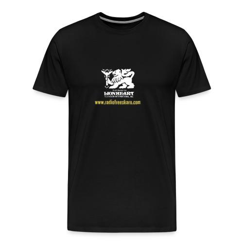 Lionheart (3XL T-Shirt) - Men's Premium T-Shirt