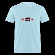 T-Shirts ~ Men's T-Shirt ~ bOOmbox - Choose your own light shirt color