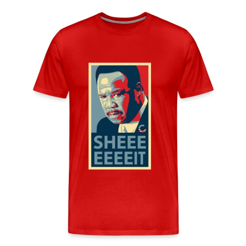 SHEEEEEEEIT - Men's Premium T-Shirt