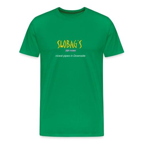Slobag's Men's Heavyweight T - Men's Premium T-Shirt