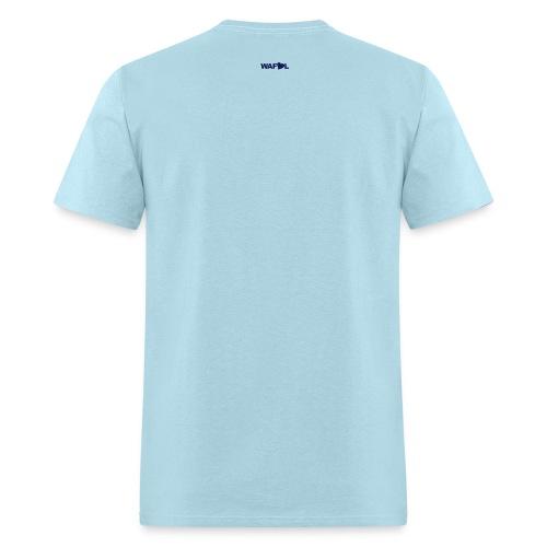 REPUBBLIKA TÁ MALTA - LUFC - Men's T-Shirt