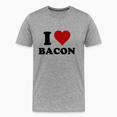 I HEART BACON T-Shirts