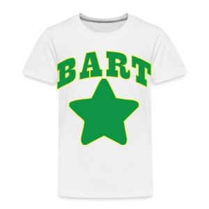 Green Bay Starr - Toddler Premium T-Shirt