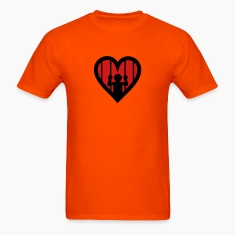 Love is a Jail T-Shirts