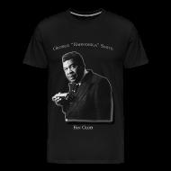 T-Shirts ~ Men's Premium T-Shirt ~ George Smith Fan Club t-shirt (3X)