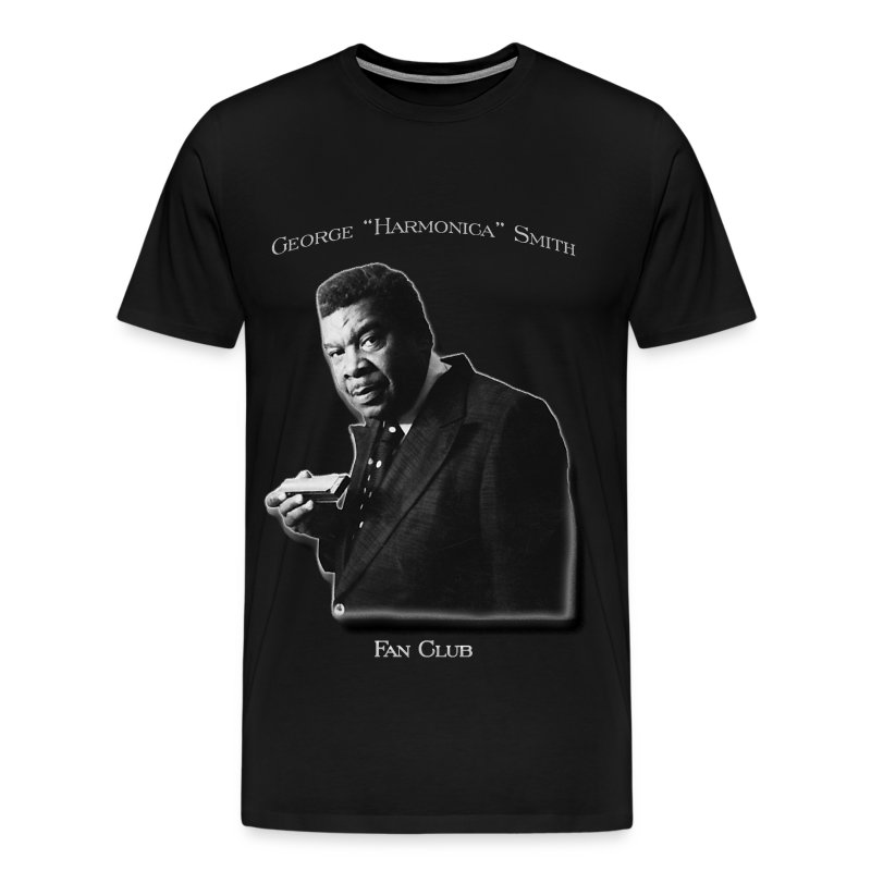 George Smith Fan Club t-shirt (3X) - Men's Premium T-Shirt