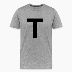helvetica T T-Shirts