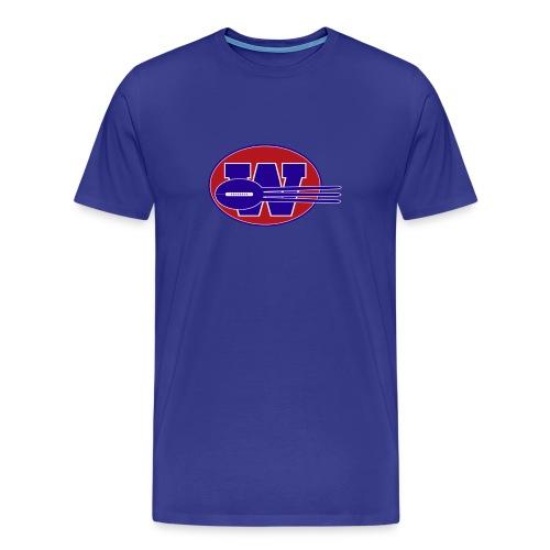 Washington Sentinels - Movie The Replacements - Men's Premium T-Shirt