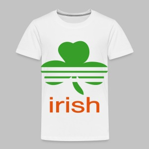 Irish Athletic Look - Toddler Premium T-Shirt