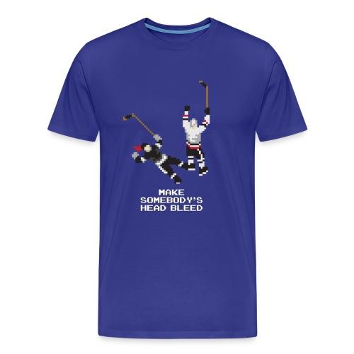 NHL 94 - Men's Premium T-Shirt