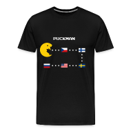 T-Shirts ~ Men's Premium T-Shirt ~ PuckMan