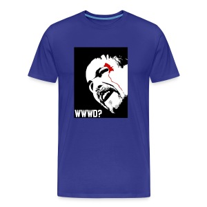 What Would Wendel Do? - Men's Premium T-Shirt