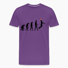 Evolution Basketball T-Shirts