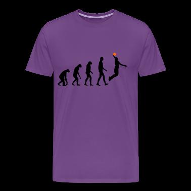 Evolution Basketball T-Shirts