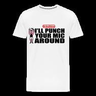 T-Shirts ~ Men's Premium T-Shirt ~ MCMI x Grind Time - PUNCH MICS