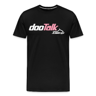 T-Shirts ~ Men's Premium T-Shirt ~ DOOTalk 'PINK' Heavy Weight T-Shirt