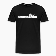Mystery Science Theater 3000 Vintage Dark Heavyweight T-Shirt