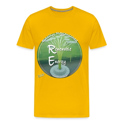 Solar Energy Shirt - Men's Premium T-Shirt