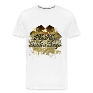 Hip Hop Dont Stop - Men's Premium T-Shirt