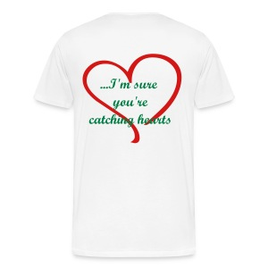 Heart Catcher Tee - Men's Premium T-Shirt