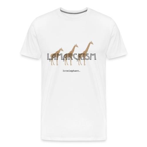 Lamarckism - irrelephant - Men's Premium T-Shirt