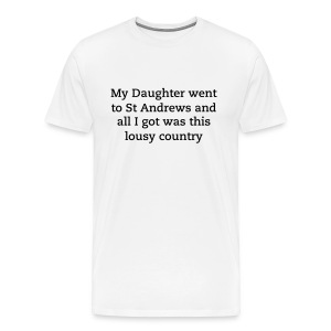 Pa Middleton - Men's T-shirt - Men's Premium T-Shirt