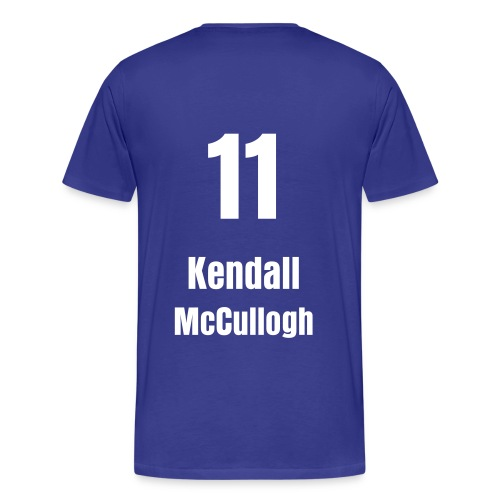 Kendall Senior Shirt - Men's Premium T-Shirt