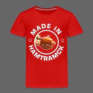 Made in Hamtramck Toddler T-Shirt - Toddler Premium T-Shirt