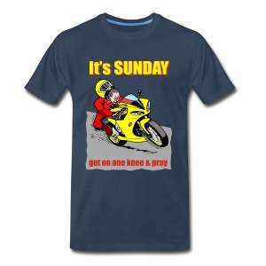 It's Sunday - Men's Premium T-Shirt