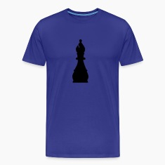 Chess Bishop T-Shirts