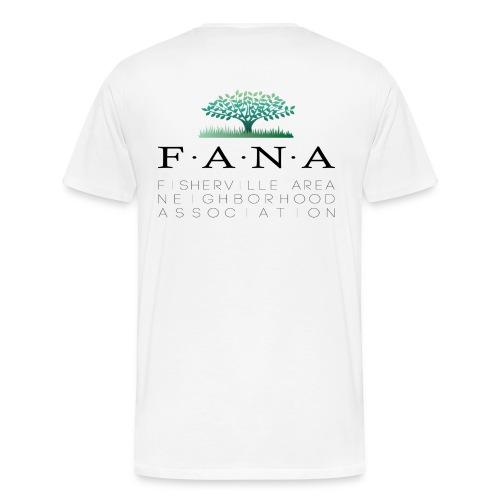 Men's Tree T-Shirt - Men's Premium T-Shirt