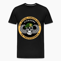 1st Special Forces Group - Skull