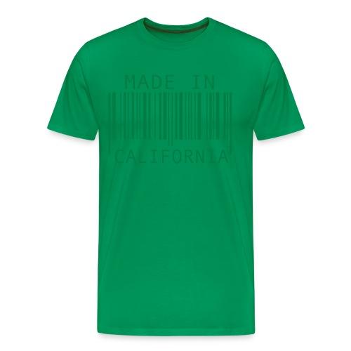 Made in California - Men's Premium T-Shirt