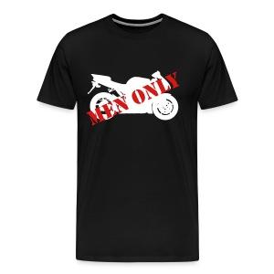 Men Only - Men's Premium T-Shirt