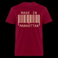 T-Shirts ~ Men's T-Shirt ~ Made in Manhattan
