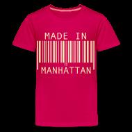 Kids' Shirts ~ Kids' Premium T-Shirt ~ Made in Manhattan