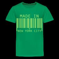 Kids' Shirts ~ Kids' Premium T-Shirt ~ Made in New York City