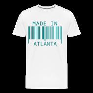 T-Shirts ~ Men's Premium T-Shirt ~ Made in Atlanta