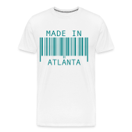 T-Shirts ~ Men's Premium T-Shirt ~ Made in Atlanta