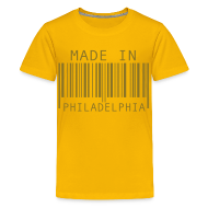 Kids' Shirts ~ Kids' Premium T-Shirt ~ Made in Philadelphia