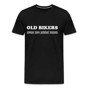 Old Bikers - Men's Premium T-Shirt
