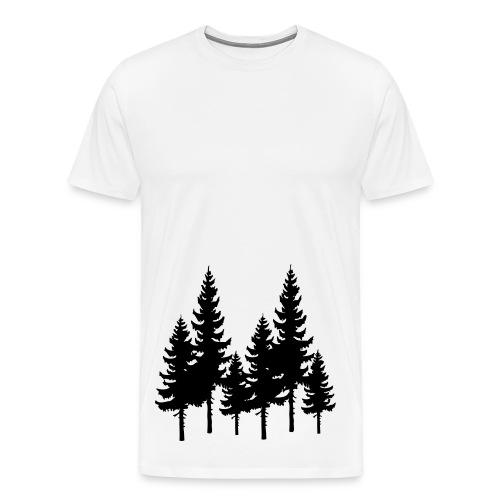 tree - Men's Premium T-Shirt