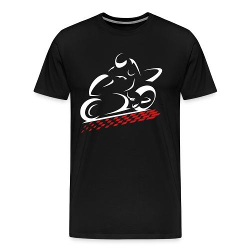 Speed Bike - Men's Premium T-Shirt