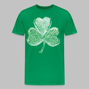 Old Shamrock Style - Men's Premium T-Shirt