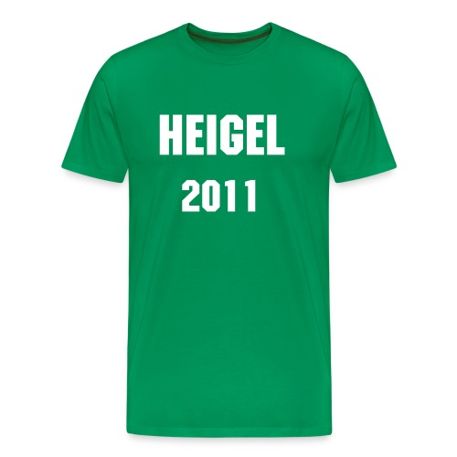 Heigel 2011 Tee - Men's Premium T-Shirt