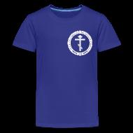 Kids' Shirts ~ Kids' Premium T-Shirt ~ Children's Blue Tee