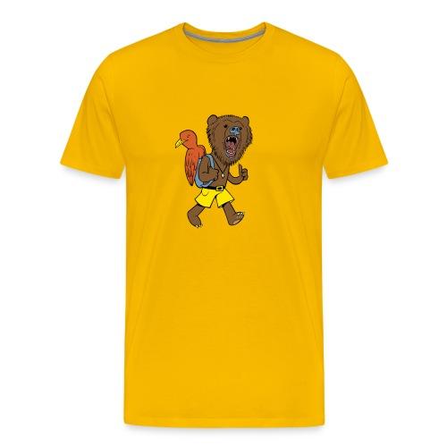 CONFIRMED - Men's Premium T-Shirt